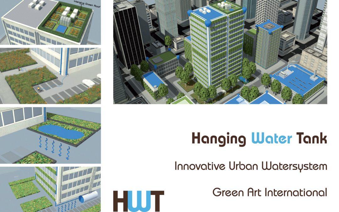 Promotiefilm Hanging Water Tank
