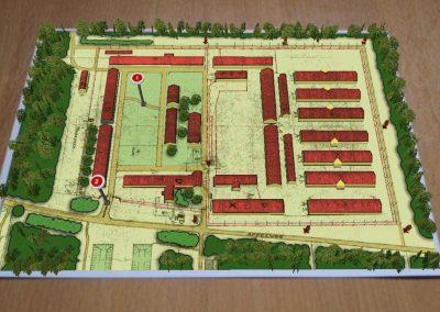 kamp-a-plattegrond