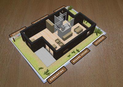 gebouw-plattegrond
