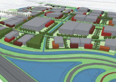 Planvorming bedrijventerrein A12 – Ede